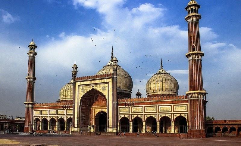 dehli-masjid